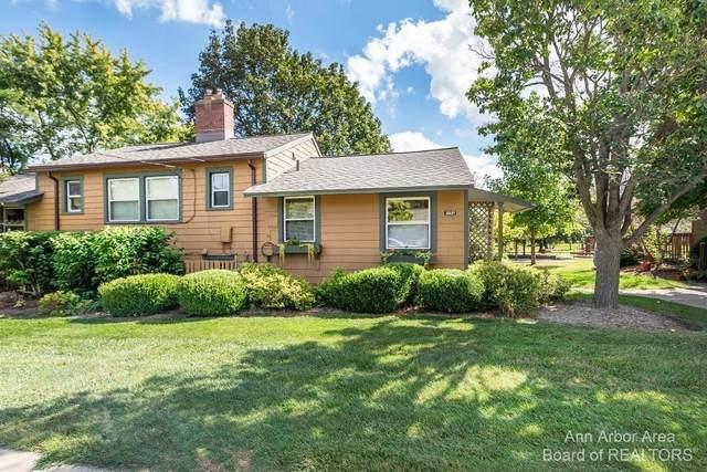 2821 Pittsfield Blvd, Ann Arbor, MI 48104 (MLS #3284016) :: The BRAND Real Estate