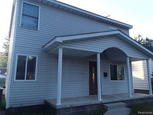 11133 Syracuse St St, Taylor, MI 48180 (MLS #2210078334) :: The BRAND Real Estate