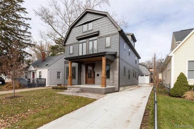 1975 Cole St, Birmingham, MI 48009 (MLS #2210072720) :: The BRAND Real Estate