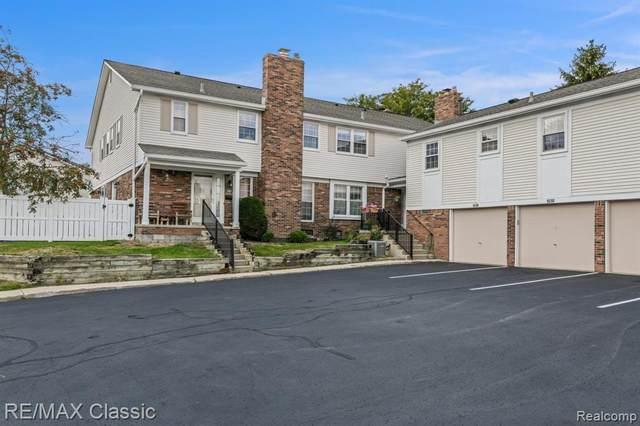 20925 E Glen Haven Cir, Northville, MI 48167 (MLS #2210078203) :: The BRAND Real Estate