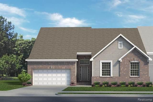 48545 Long Island Dr Unit#76-Bldg#39, Macomb, MI 48042 (MLS #2210078426) :: The BRAND Real Estate