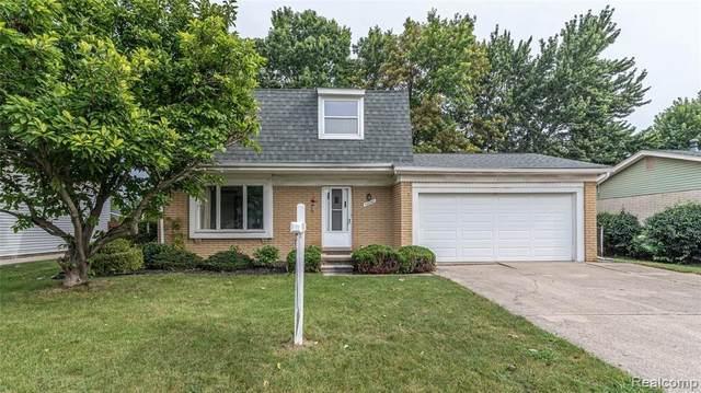 42060 Addison Ave, Canton, MI 48187 (MLS #2210078470) :: The BRAND Real Estate