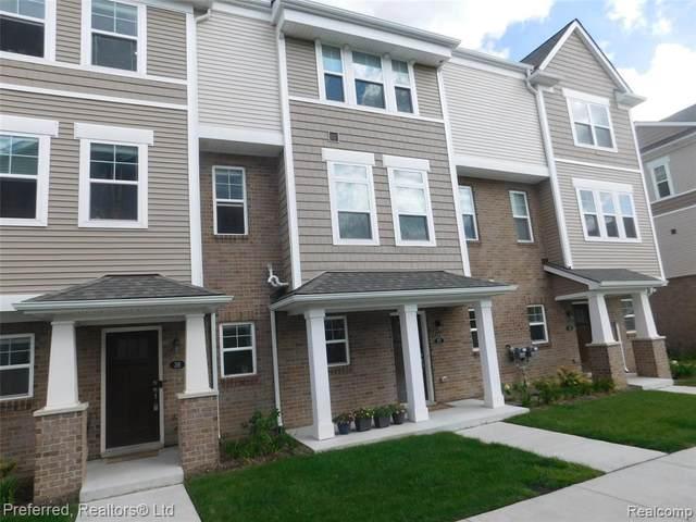 2500 Normandy Rd Unit 37 Unit#37, Royal Oak, MI 48073 (MLS #2210078539) :: The BRAND Real Estate