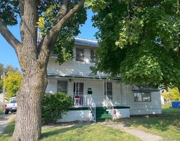 25163 Pearl St, Roseville, MI 48066 (MLS #2210078524) :: The BRAND Real Estate