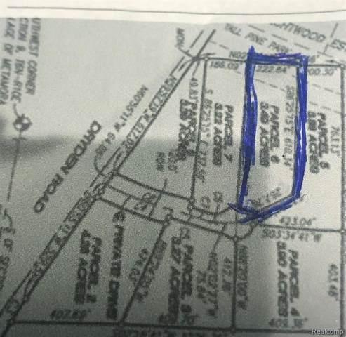 0 Helens Gate Lot 6, Lapeer, MI 48455 (MLS #2210078592) :: Kelder Real Estate Group