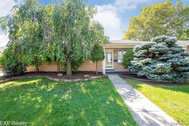 12442 Brougham Dr, Sterling Heights, MI 48312 (MLS #2210078267) :: Kelder Real Estate Group