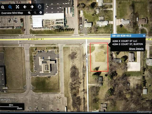 4284 E Court St, Burton, MI 48509 (MLS #2210078614) :: Kelder Real Estate Group