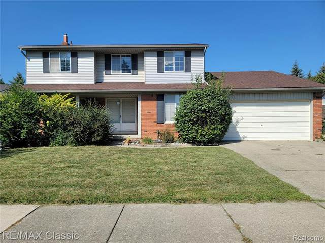 6714 Edgewood Rd, Canton, MI 48187 (MLS #2210078687) :: The BRAND Real Estate