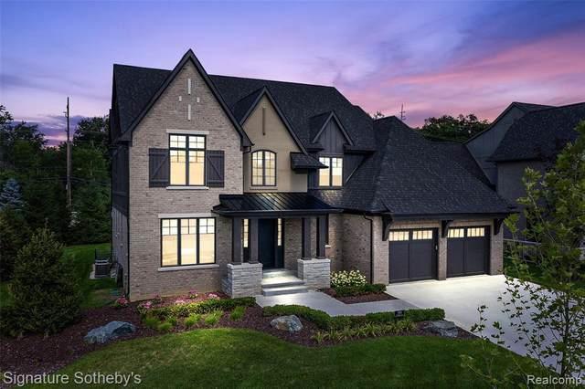 3824 Poppleton Crt, Troy, MI 48084 (MLS #2210078822) :: The BRAND Real Estate