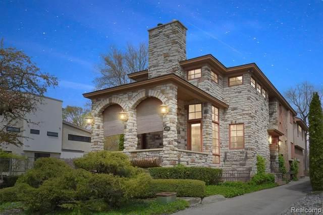 520 Park St, Birmingham, MI 48009 (MLS #2210078878) :: The BRAND Real Estate