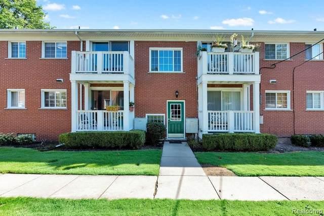 437 N Eton St Apt 404, Birmingham, MI 48009 (MLS #2210078983) :: The BRAND Real Estate