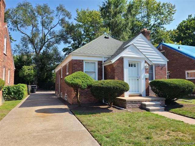 18650 Mansfield St, Detroit, MI 48235 (MLS #2210078104) :: The BRAND Real Estate