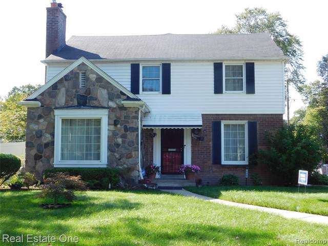 14461 Artesian St, Detroit, MI 48223 (MLS #2210079085) :: The BRAND Real Estate