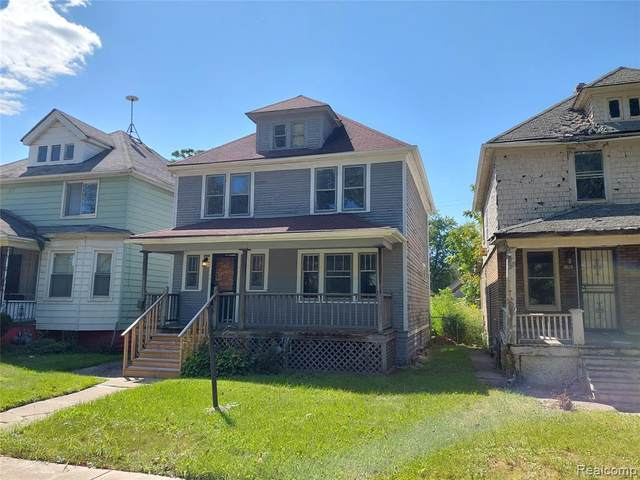 3917 Bewick St, Detroit, MI 48214 (MLS #2210078052) :: The BRAND Real Estate