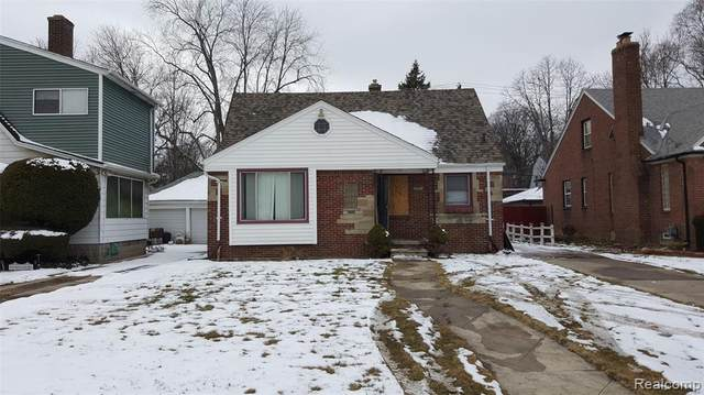 10100 W Outer, Detroit, MI 48223 (MLS #2210079084) :: The BRAND Real Estate