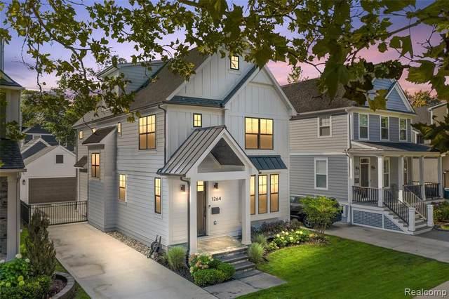 1264 Smith Ave, Birmingham, MI 48009 (MLS #2210077581) :: The BRAND Real Estate