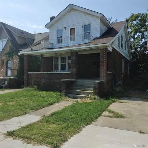 14383 Coyle St, Detroit, MI 48227 (MLS #2210078755) :: The BRAND Real Estate