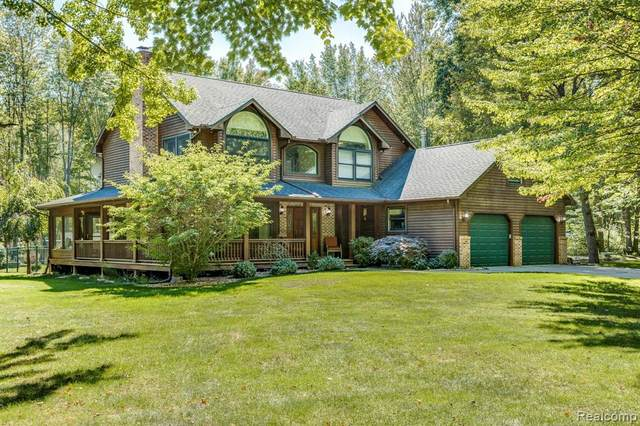7315 Bryce Rd., Clyde, MI 48049 (MLS #2210078627) :: The BRAND Real Estate