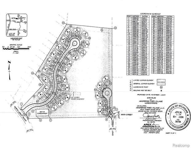 185 Whispering Pines Dr, Fenton, MI 48430 (MLS #2210078929) :: Kelder Real Estate Group