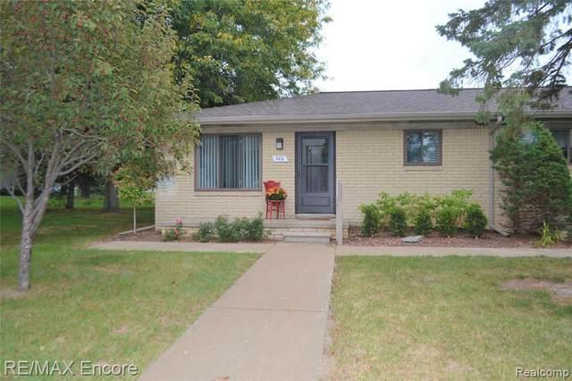 382 Hillcrest Crt, Oxford, MI 48371 (MLS #2210079464) :: Kelder Real Estate Group