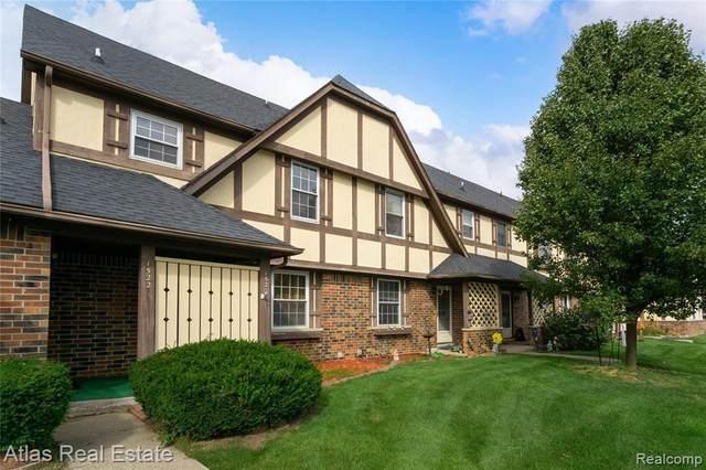1520 Westbury Dr, Davison, MI 48423 (MLS #2210079861) :: Kelder Real Estate Group