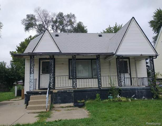 636 W Brockton Ave, Madison Heights, MI 48071 (MLS #2210080064) :: Kelder Real Estate Group