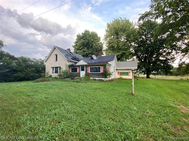 1754 Van Dyke Rd, Decker, MI 48426 (MLS #2210079804) :: Kelder Real Estate Group