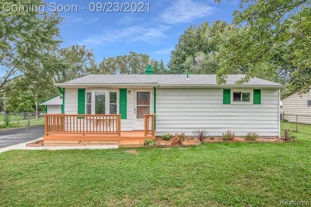 5041 Green Arbor Dr S, Genesee, MI 48437 (MLS #2210079654) :: Kelder Real Estate Group