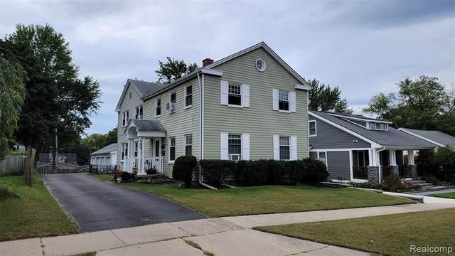 333 Woodward Ave, Rochester, MI 48307 (MLS #2210080247) :: Kelder Real Estate Group
