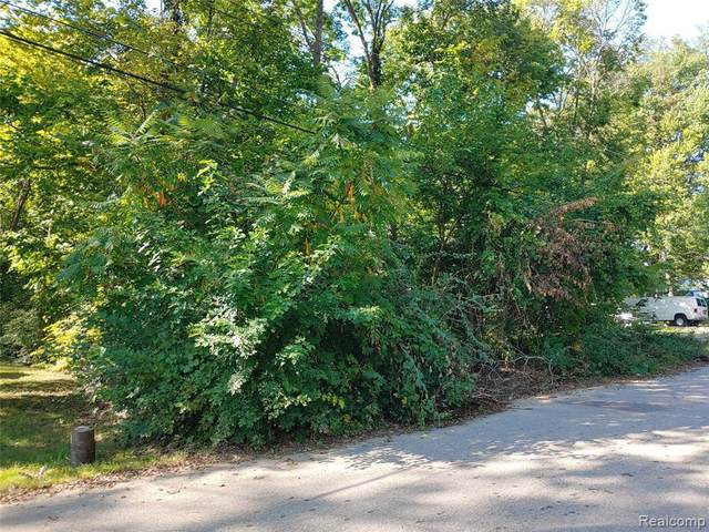 1558 Outer Lane Dr W, Ypsilanti, MI 48197 (MLS #2210081337) :: Kelder Real Estate Group