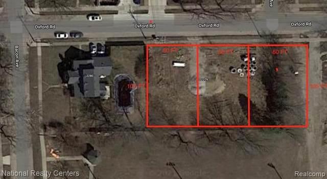 2279 Phillips Ave, Berkley, MI 48072 (MLS #2210081684) :: Kelder Real Estate Group