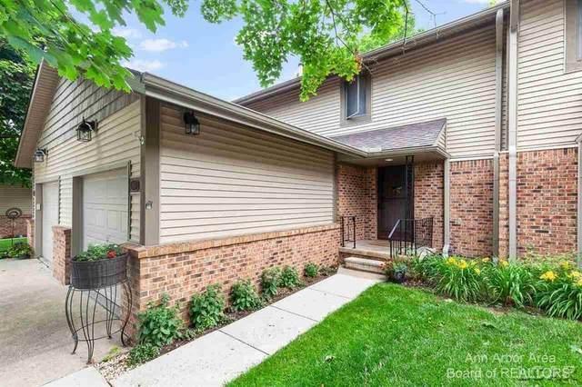 835 Moore Dr., Chelsea, MI 48118 (MLS #3284247) :: Kelder Real Estate Group