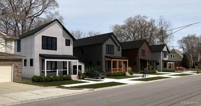 00 E Bennett St, Ferndale, MI 48220 (MLS #2210082192) :: Kelder Real Estate Group