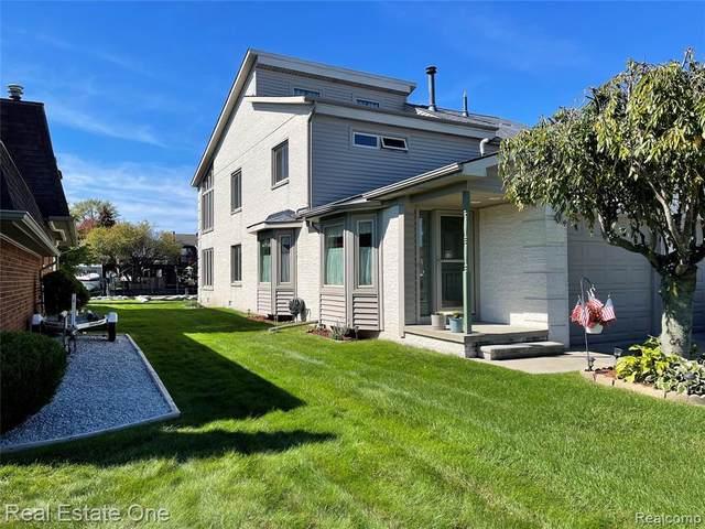 37743 Circle Dr, Harrison Twp, MI 48045 (MLS #2210061253) :: Kelder Real Estate Group