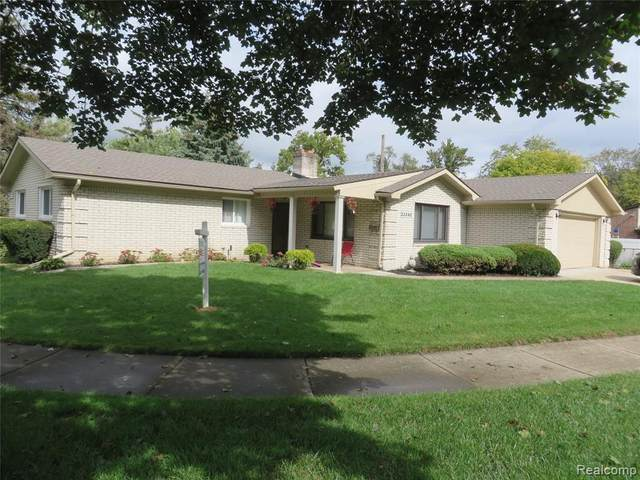 22242 Ann Arbor Trail, Dearborn Heights, MI 48127 (MLS #2210082868) :: Kelder Real Estate Group