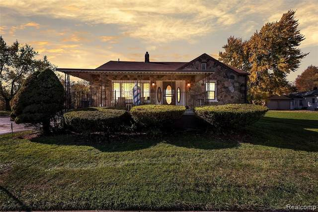 646 Inkster Rd, Inkster, MI 48141 (MLS #2210083897) :: Kelder Real Estate Group