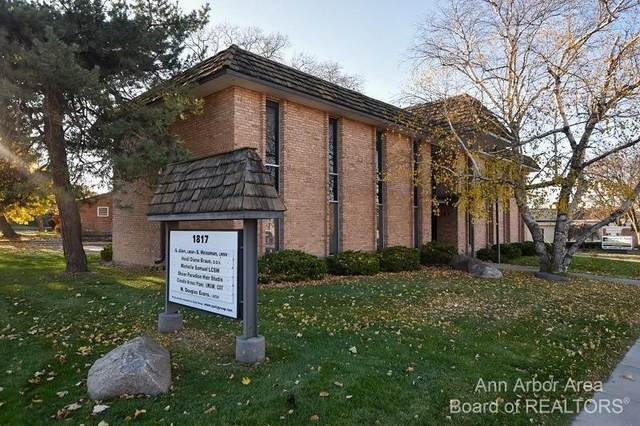 1817 W Stadium Blvd, Ann Arbor, MI 48103 (MLS #3284353) :: Kelder Real Estate Group