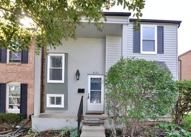3543 Burbank Dr, Ann Arbor, MI 48105 (MLS #3284359) :: Kelder Real Estate Group