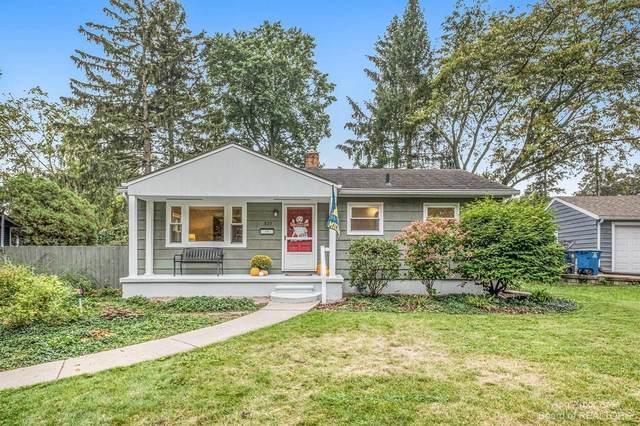 823 Loyola Dr, Ann Arbor, MI 48103 (MLS #3284331) :: Kelder Real Estate Group