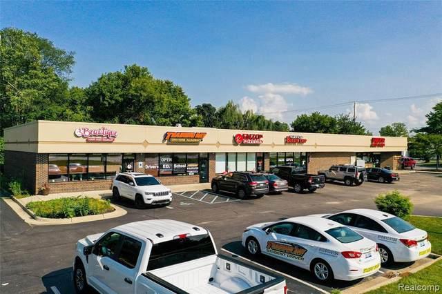 9523 S Saginaw Rd, Grand Blanc, MI 48439 (MLS #2210084849) :: Kelder Real Estate Group