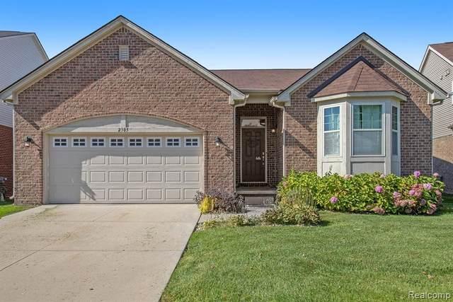 2305 Brigantine, Update, MI 48382 (MLS #2210081269) :: Kelder Real Estate Group