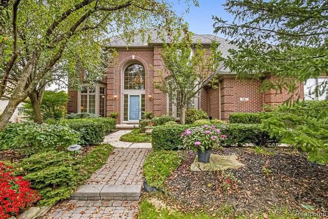 591 Terrace Crt, Canton, MI 48188 (MLS #2210084381) :: Kelder Real Estate Group
