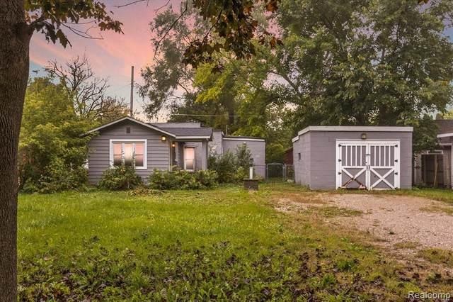 1109 Harold Ave, Mount Pleasant, MI 48858 (MLS #2210085239) :: Kelder Real Estate Group
