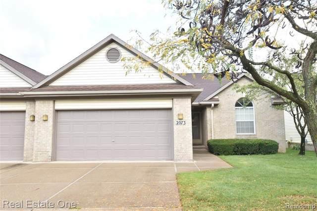 2073 Pleasant Dr, Update, MI 48390 (MLS #2210084062) :: The BRAND Real Estate