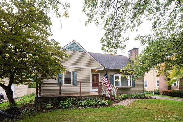 2405 Burns Ave, Ypsilanti, MI 48197 (MLS #3284443) :: Kelder Real Estate Group
