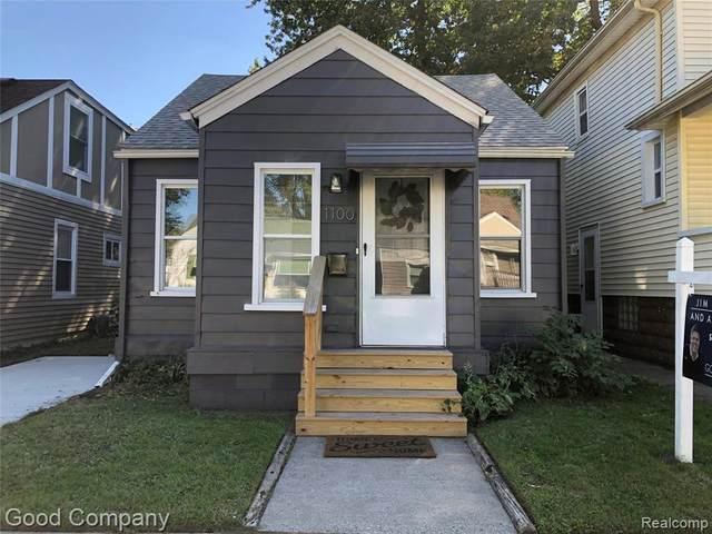 1100 Rosewood St, Ferndale, MI 48220 (MLS #2210085541) :: Kelder Real Estate Group