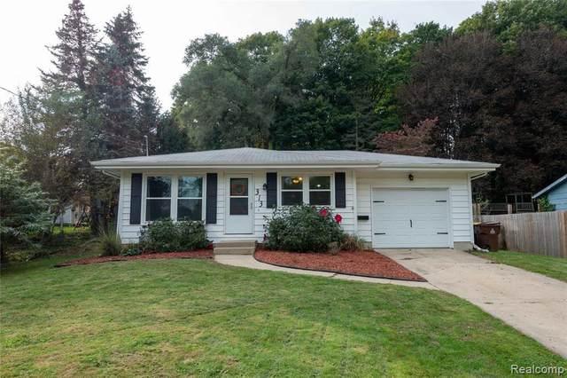 313 Ferguson Rd, Marshall, MI 49068 (MLS #2210085604) :: Kelder Real Estate Group