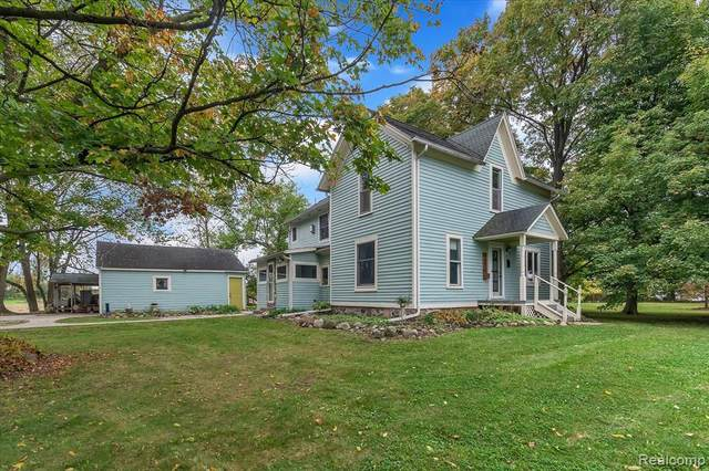 4503 W Baldwin Rd, Grand Blanc, MI 48439 (MLS #2210084823) :: Kelder Real Estate Group