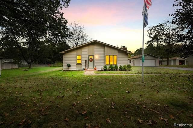 971 Tierney Ave, Highland, MI 48356 (MLS #2210081606) :: Kelder Real Estate Group