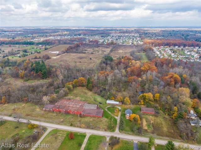 1288 W Cook Rd, Grand Blanc, MI 48439 (MLS #2210086325) :: Kelder Real Estate Group